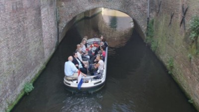 Stadswandeling en Grachtentour in Den Bosch
