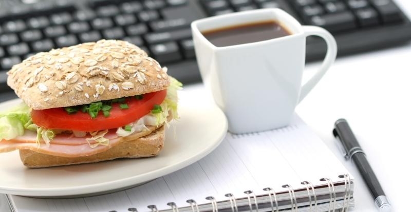 Lunch pauze
