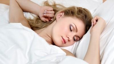 Met make-up op slapen; Niet doen!