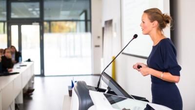 In 7 stappen sterk je presentatie beginnen