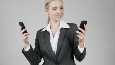 Versla je telefoonverslaving