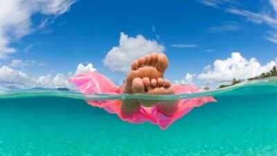 Laat je werk helemaal los op vakantie