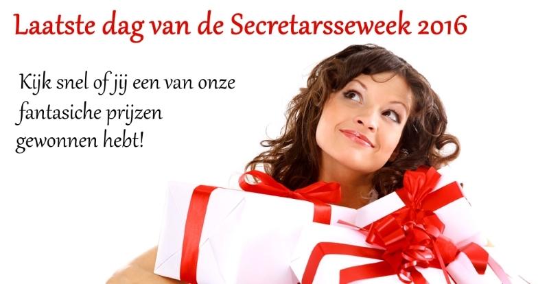 Secretaresseweek
