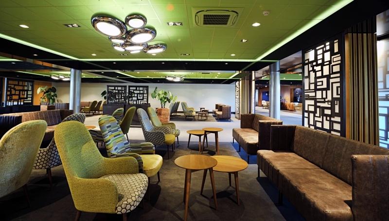 Nieuwe lounge in Hotel Zuiderduin