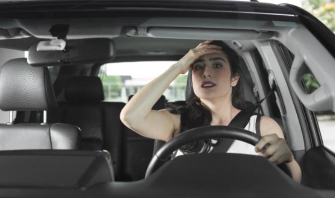 Autoschade tijdens werktijd
