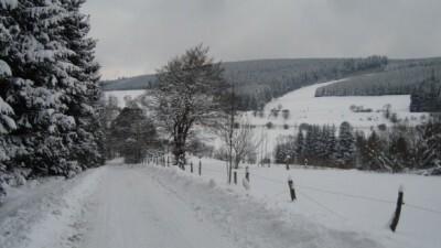 Teamuitje Winterberg