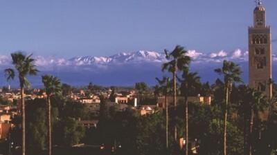 Unieke 4 daagse groepsreis Marrakesh