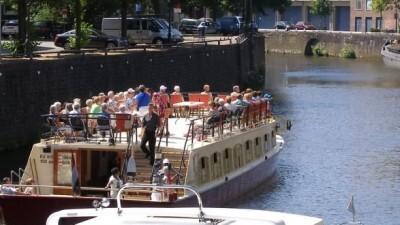 Nieuw: Dagtocht Rondvaart op het water van Den Bosch naar Heusden