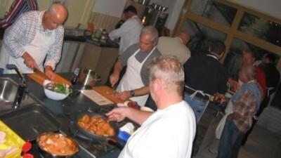 Vergaderen in Zeeland: Vergaderen met kookworkshop in Renesse