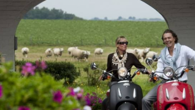 Nieuw: 2-daags Teamweekend – Scooteren door het Heuvelland