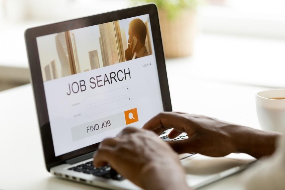 Nieuwe baan vinden