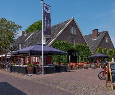 Vergaderen in Bronkhorst het kleinste stadje van Nederland
