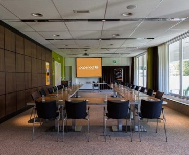 Krijg energie van deze vergaderlocatie in Arnhem