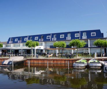 Meerdaags vergaderen direct aan het water in Loosdrecht